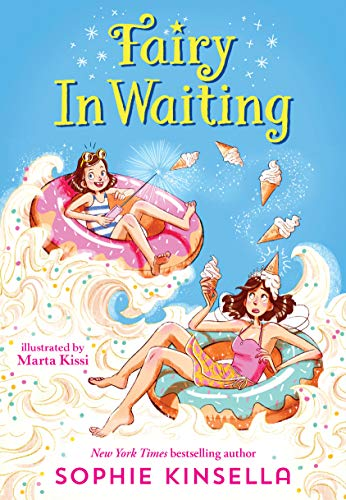 Fairy In Waiting (Fairy Mom and Me, Bk. 2)