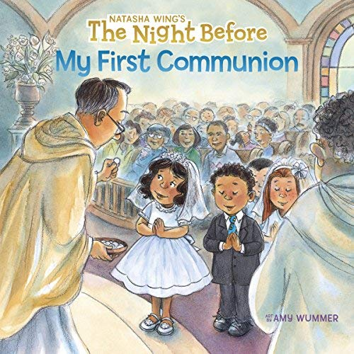 The Night Before My First Communion