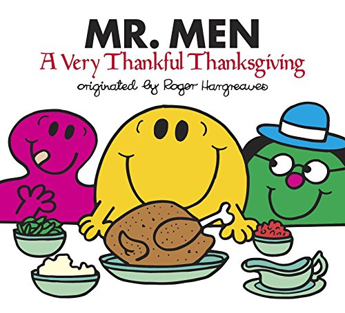 A Very Thankful Thanksgiving (Mr. Men and Little Miss)
