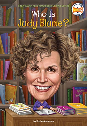 Who Is Judy Blume? (Who Was?)