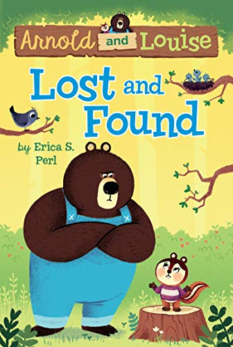 Lost and Found (Arnold and Louise, Bk. 2)