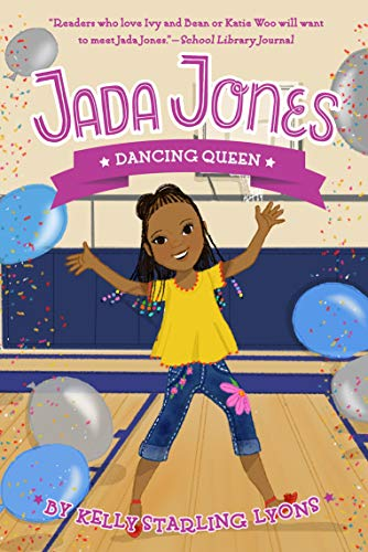Dancing Queen (Jada Jones Bk. 4)
