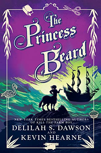 The Princess Beard (The Tales of Pell, Bk. 3)