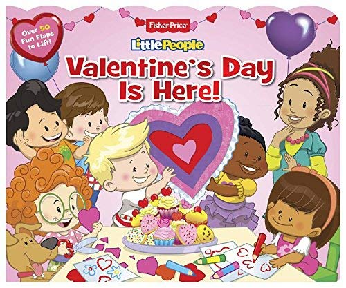 Valentine's Day Is Here! Lift-the-Flap (LittlePeople)