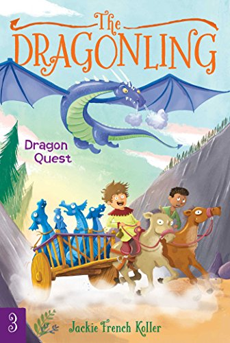 Dragon Quest (The Dragonling, Bk. 3)