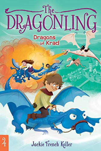 Dragons of Krad (The Dragonling, Bk. 4)