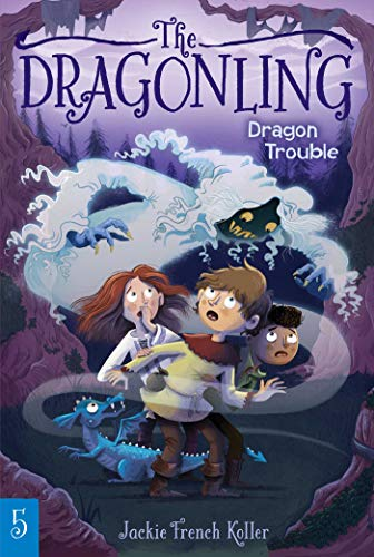 Dragon Trouble (The Dragonling, Bk. 5)