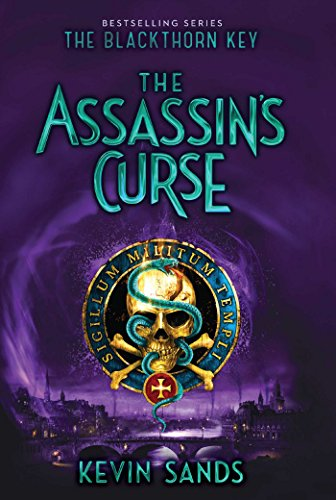 The Assassin's Curse (The Blackthorn Key, Bk. 3)