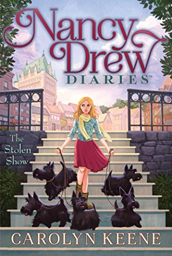 The Stolen Show (Nancy Drew Diaries, Bk. 18)