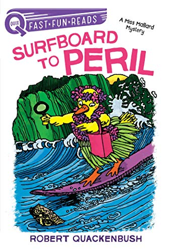 Surfboard to Peril (A Miss Mallard Mystery)