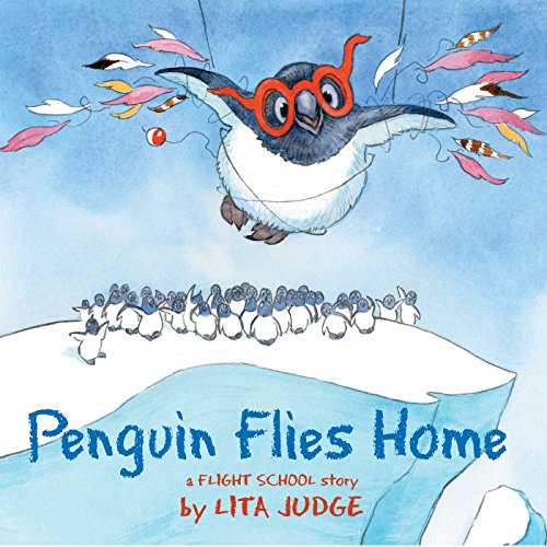 Penguin Flies Home (Flight School)
