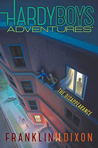 The Disappearance (Hardy Boys Adventures, Bk. 18)