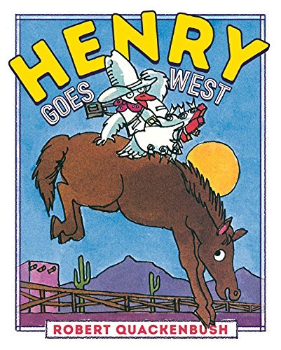 Henry Goes West (Henry Duck)