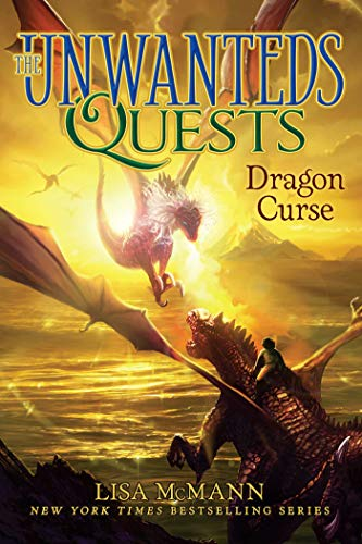 Dragon Curse (The Unwanteds Quests, Bk. 4)