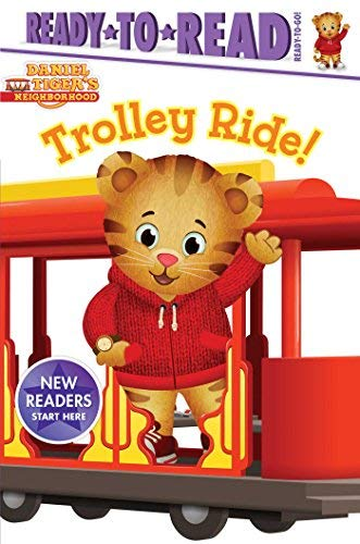 Trolley Ride! (Daniel Tiger's Neighborhood, Ready-to-Read - Ready-to-Go)