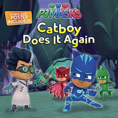 Catboy Does It Again (PJ Masks)