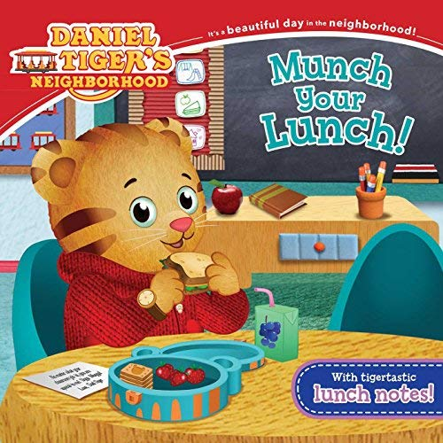 Munch Your Lunch! (Daniel Tiger's Neighborhood)