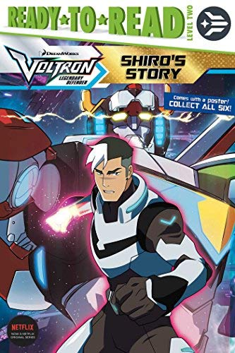 Shiro's Story (Voltron Legendary Defender, Ready-to-Read! Level 2)