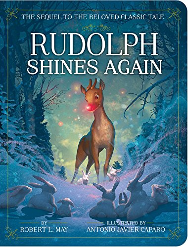 Rudolph Shines Again (Classic Board Books)