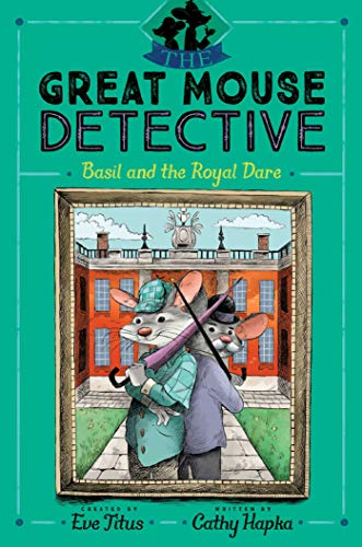 Basil and the Royal Dare (The Great Mouse Detective)
