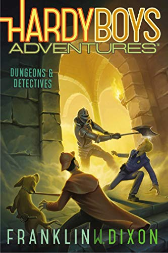 Dungeons & Detectives (Hardy Boys Adventures, Bk. 19)