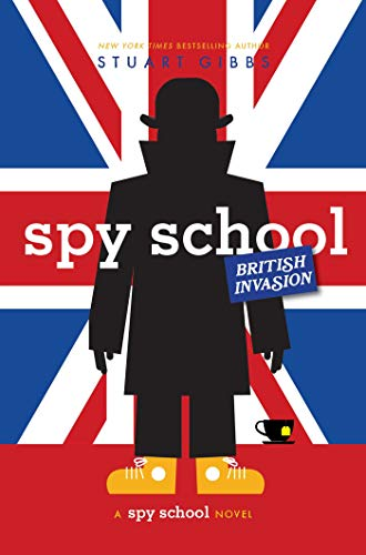British Invasion (Spy School)