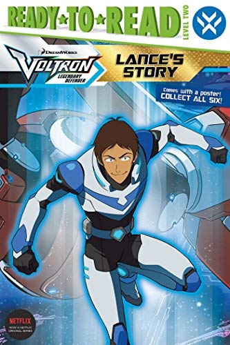 Lance's Story (Voltron Legendary Defender, Ready-to-Read! Level 2)