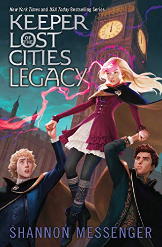 Legacy (Keeper of the Lost Cities, Bk. 8)