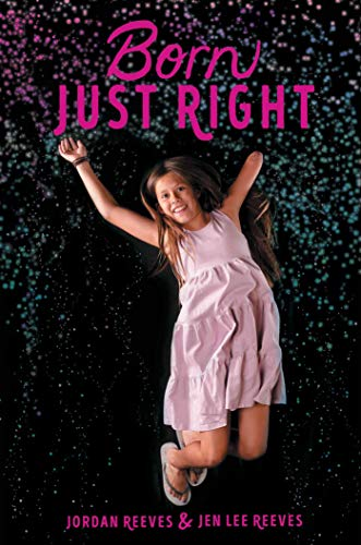 Born Just Right (Jeter Publishing)