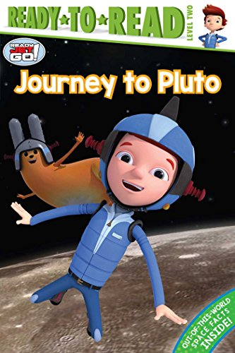 Journey to Pluto (Ready Jet Go!, Ready-to-Read/Level 2)