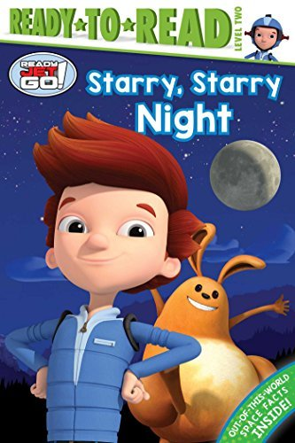 Starry, Starry Night (Ready Jet Go!, Ready-to-Read! Level 2)