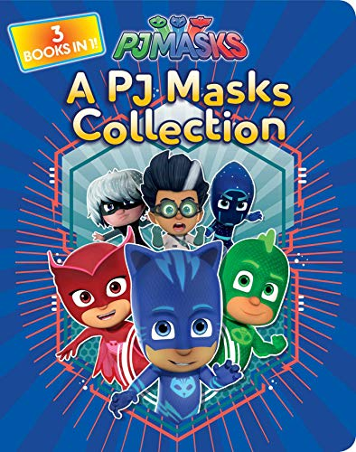 A PJ Masks Collection (PJ Masks, 3 Books In 1)
