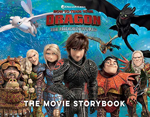 The Movie Storybook (How to Train Your Dragon: The Hidden World)