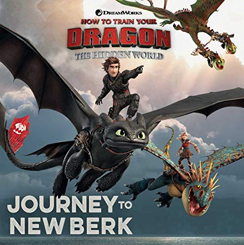 Journey to New Berk (How To Train Your Dragon: Hidden World)