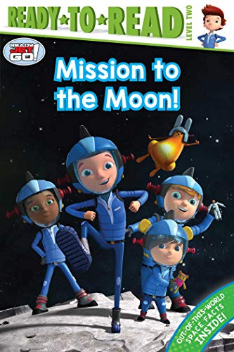 Mission to the Moon! (Ready Jet Go! Ready-to-Read/Level 2)