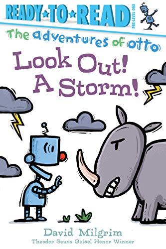 Look Out! A Storm! (The Adventures of Otto, Ready-To-Read Pre-Level 1)