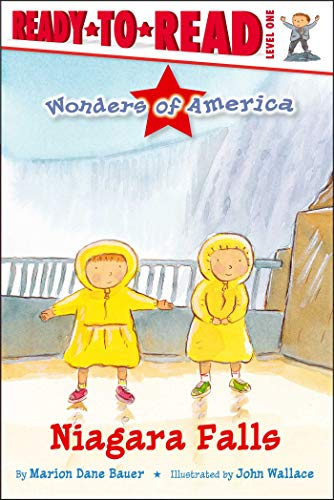 Niagara Falls (Wonders of America, Ready-to-Read/Level 1)