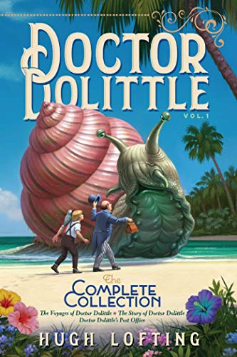 Doctor Dolittle: The Complete Collection (Volume 1)