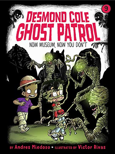 Now Museum, Now You Don't (Desmond Cole Ghost Patrol, Bk. 9)