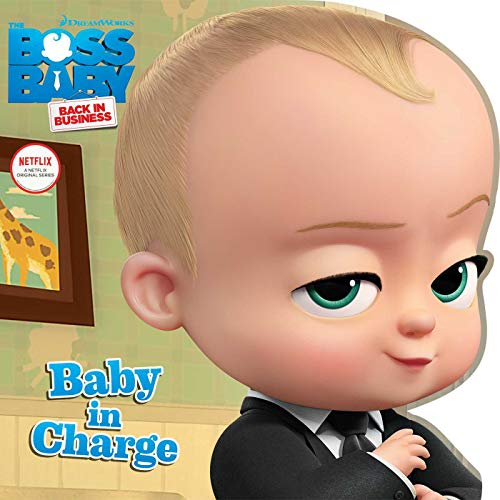 Baby in Charge (The Boss: Back in Business)