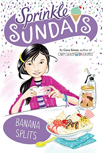 Banana Splits (Sprinkle Sundays, Bk. 8)
