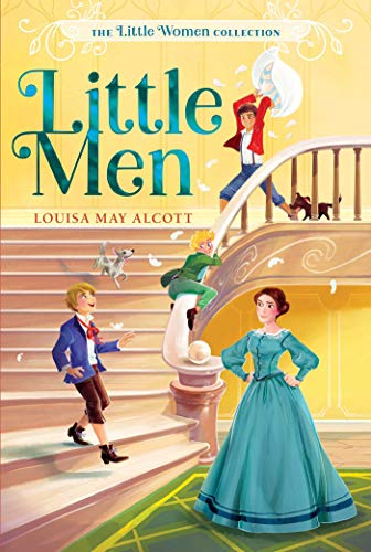 Little Men (The Little Women Collection Bk. 3)