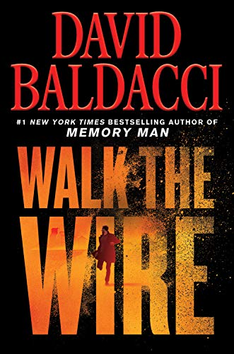 Walk the Wire (Memory Man Series, Bk. 6 - Large Print)