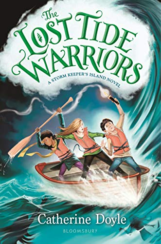 The Lost Tide Warriors (The Storm Keeper's Island Series, Bk. 2)
