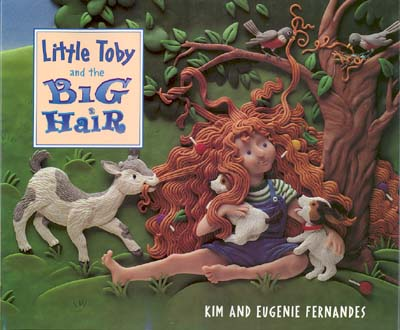 Little Toby and the Big Hair