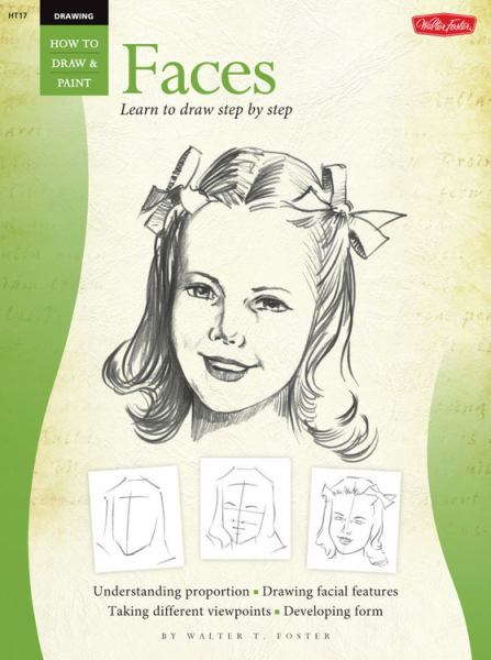 Faces - Learn to draw step by step