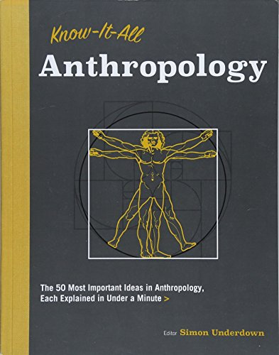 Know It All Anthropology