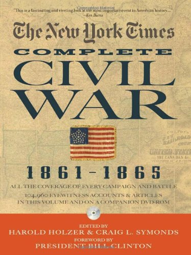 Complete Civil War 1861-1865 (The New York Times)