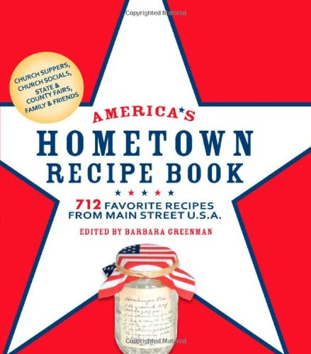 America's Hometown Recipe Book