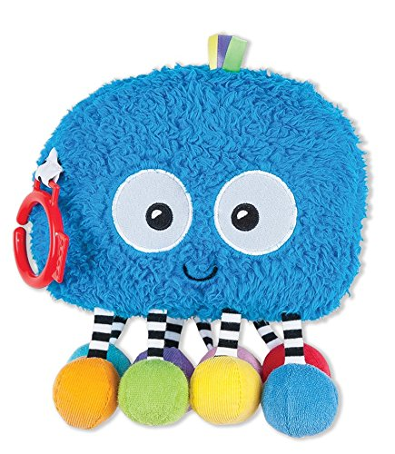 The Itsy Bitsy Spider Plush Book (Jiggle & Discover)